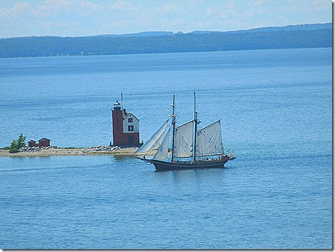 Mackinac Island Fort 3