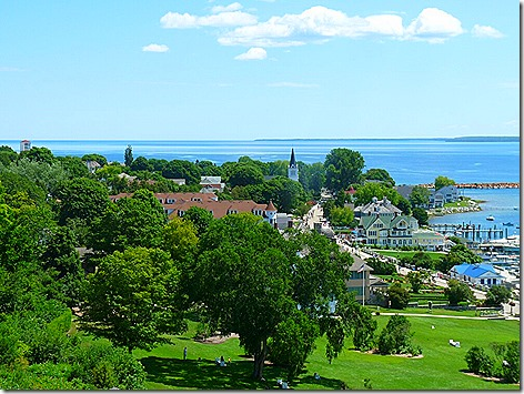 Mackinac Island Fort 5
