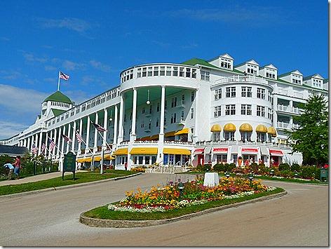 Mackinac Island Grand Hotel 2