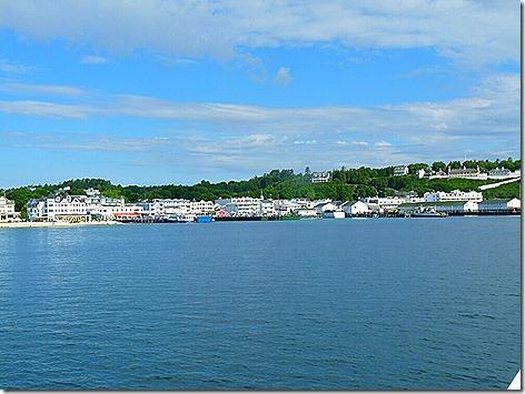Mackinac Island Harbor 2