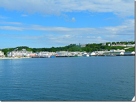 Mackinac Island Harbor 2