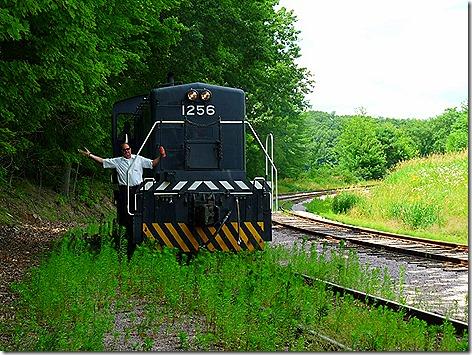 Mid-Continent Railroad 12