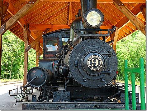 Mid-Continent Railroad 8