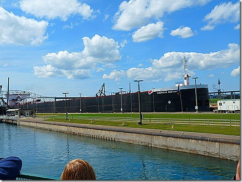 Soo Locks Tour 7