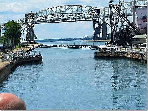 Soo Locks Tour 8