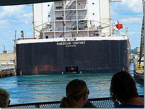 Soo Locks Tour 9