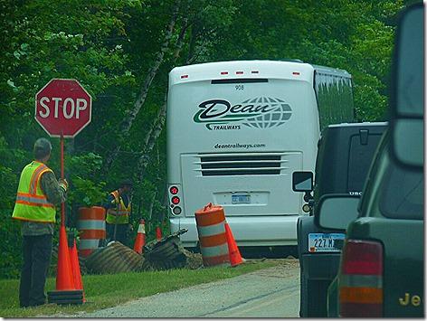 Stuck Tour Bus 2