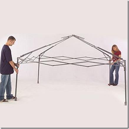 Coleman Canopy struts