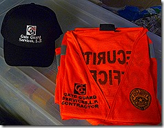 GGS Hat & Vest