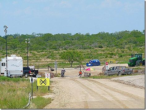 Whitsett Gate RR Crossing