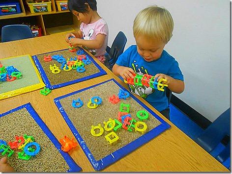 Landon at Daycare 1