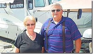 Margaret and Rich Bergen