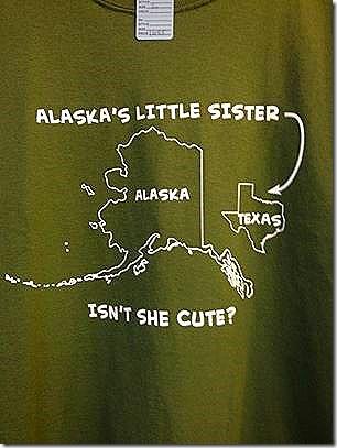 Alaska's Little Sister