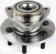 Dodge Dakota Hub Bearing Assembly