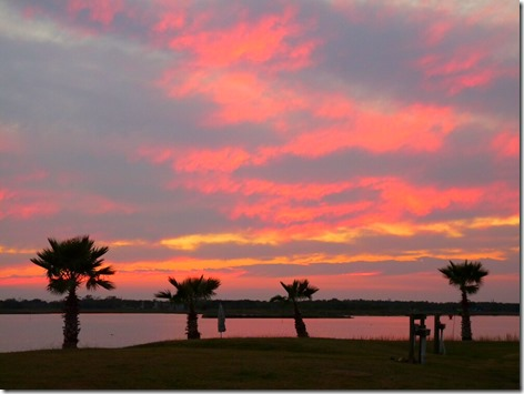 Galveston Bay Sunset