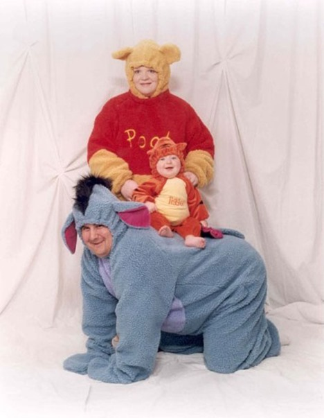 Winne The Pooh Family