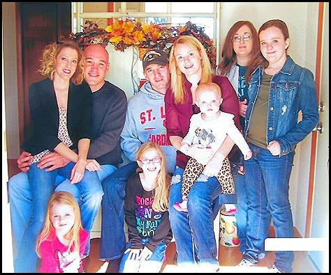 Debbie's Family Photo 2a