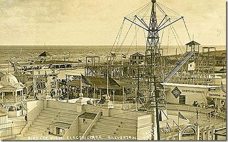 Galveston Amusement Park 1907