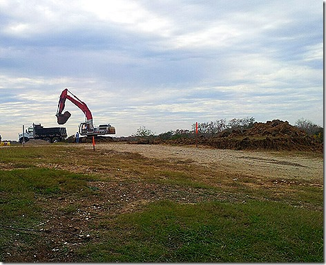 Galveston Bay RV Construction 2