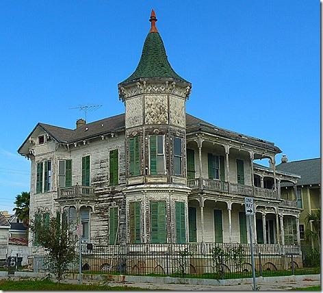 Galveston House 1