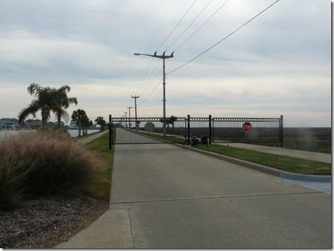 HarborWalk Gate