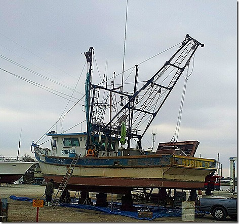 Hillman's Boatyard 1