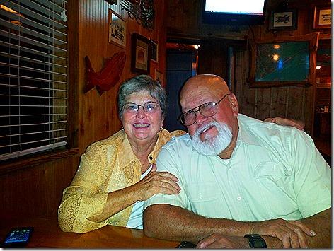 Judy and Dick Mott