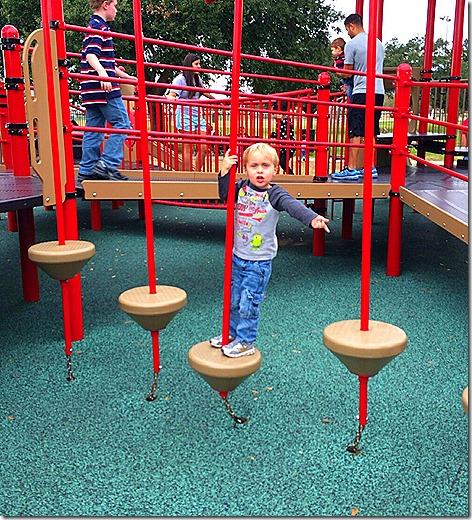 Landon at Park 2