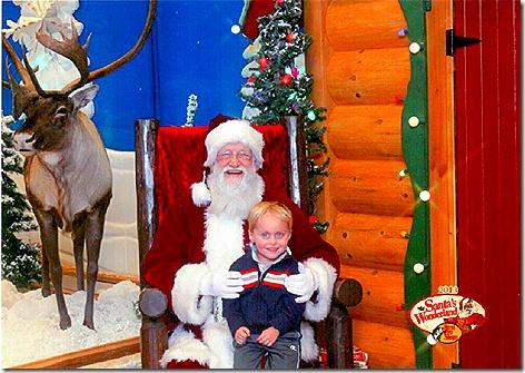 Landon Christmas 2013