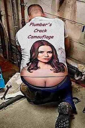 Plumber's Crack Camo