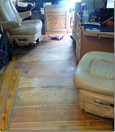 Allure Flooring Install 1