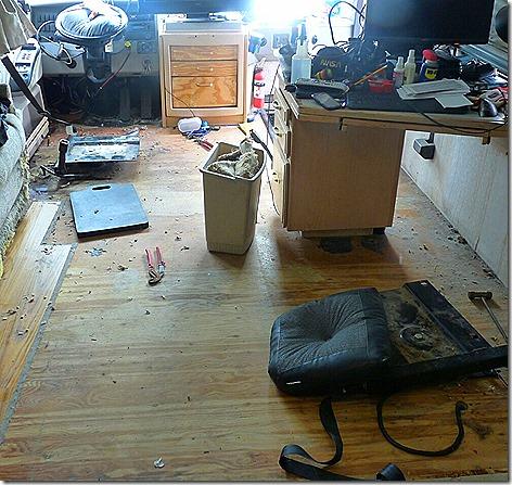 Allure Flooring Install 2