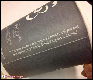 Canadian-coffee-cup