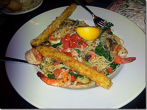 Dekker's Shrimp Scampi