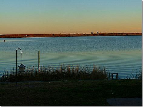 Galveston Bay Sunset 2