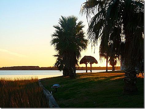 Galveston Bay Sunset 3