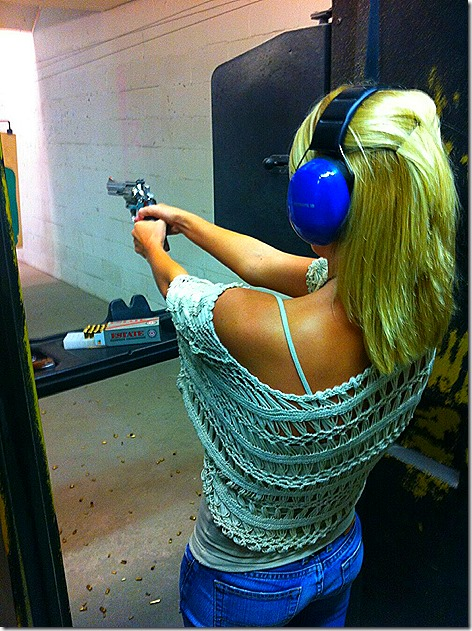 Piper's First Gun