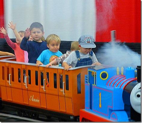 train show 16