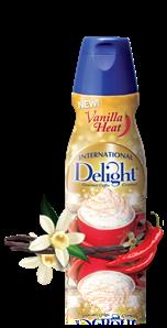 Vanilla Heat Creamer
