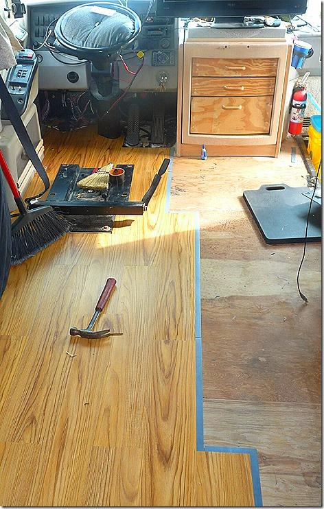 Allure Flooring Install 10