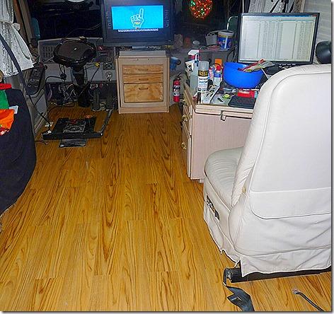 Allure Flooring Install 13