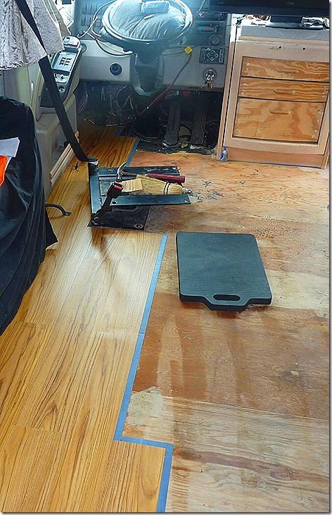 Allure Flooring Install 4