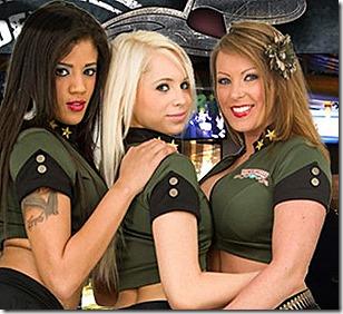Bombshell Girls