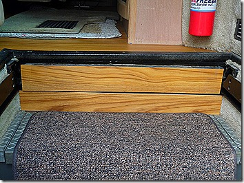 Step Laminate Repair 3