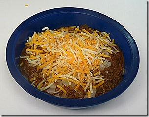 Chili Five Ways - Homemade