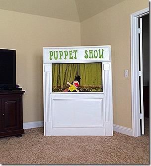 Landon's Puppet Show 3