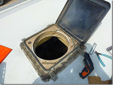 Roof Vent Repair 3
