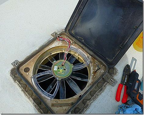 Roof Vent Repair 5