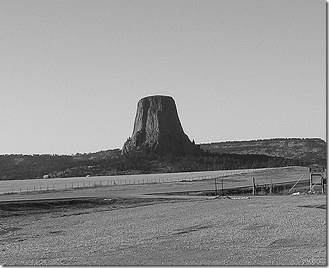Devil's Tower 2008