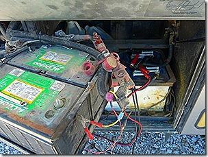 Engine Battery Change 2